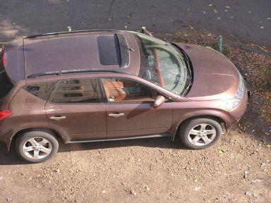 Nissan Murano, 2003