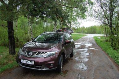 Nissan Murano 2011 отзыв автора | Дата публикации 19.08.2012.