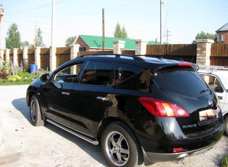 Nissan Murano 2009 - отзыв владельца