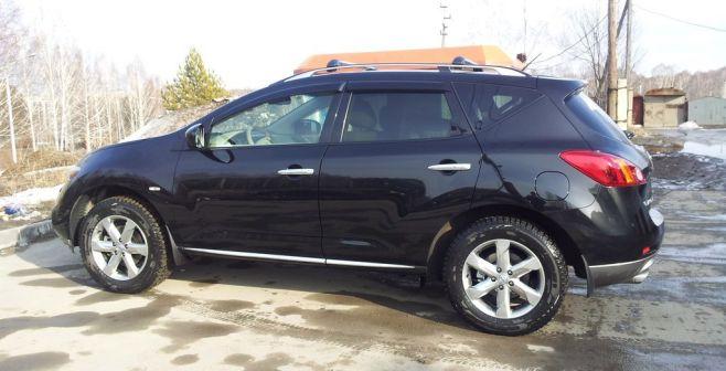 Nissan Murano 2011 - отзыв владельца