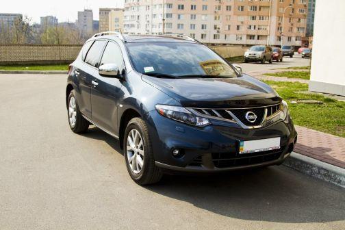 Nissan Murano 2012 - отзыв владельца