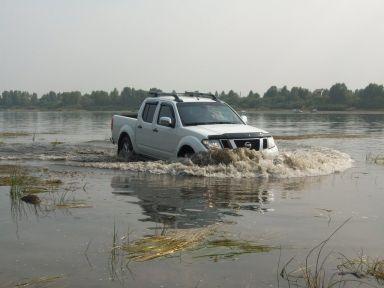 Nissan Navara, 2011