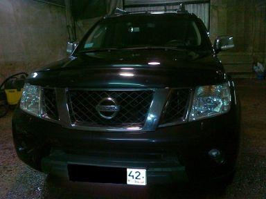Nissan Navara 2010 отзыв автора | Дата публикации 10.03.2013.