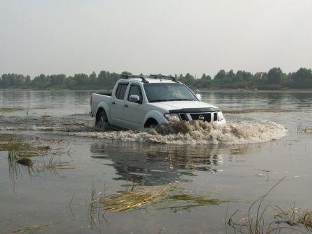Nissan Navara 2011 - отзыв владельца