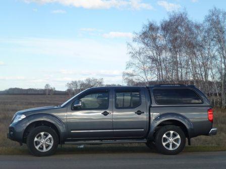 Nissan Navara 2012 - отзыв владельца