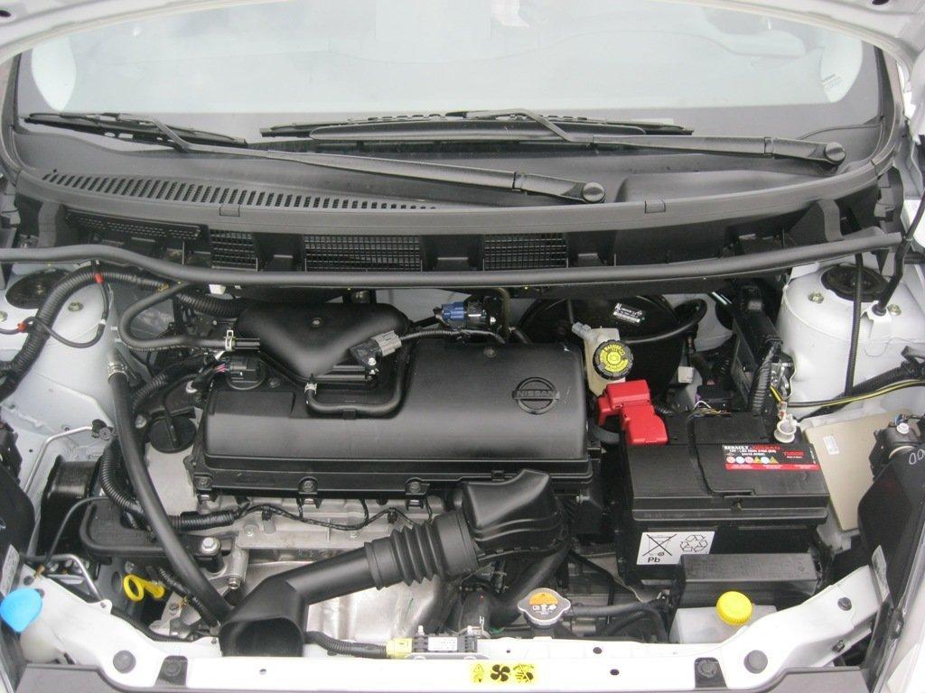 nissan note 1.4 двигатель