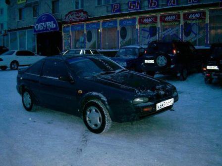 Nissan NX-Coupe 1991 - отзыв владельца