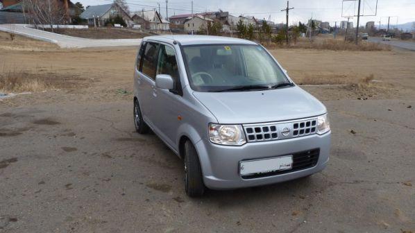 Nissan Otti 2008 - отзыв владельца