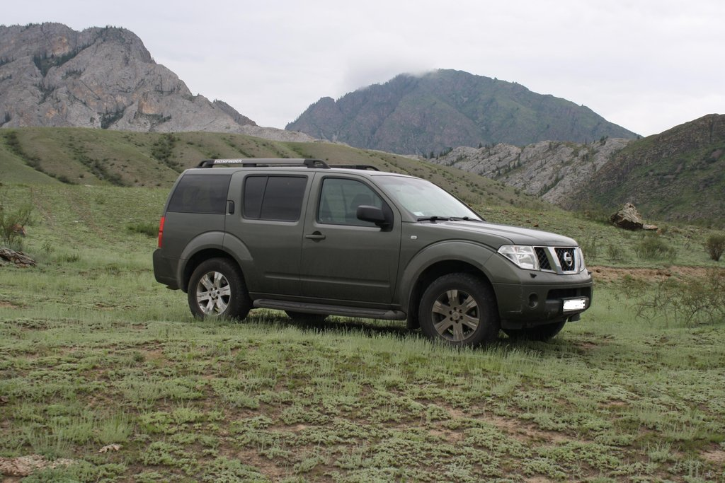 nissan pathfinder iii 2.5d yd25ddti ресурс отзывы