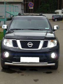 Nissan Pathfinder, 2012