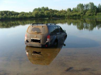 Nissan Pathfinder, 2006