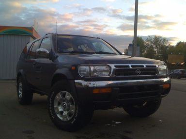 Nissan Pathfinder, 1998