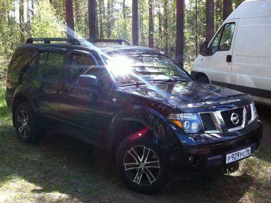 Nissan Pathfinder 2005 отзыв автора | Дата публикации 09.06.2011.