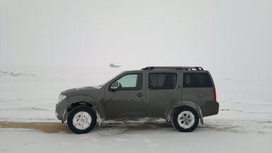 Nissan Pathfinder, 2009
