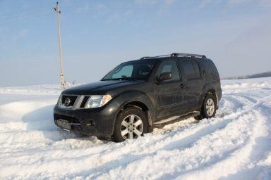 Nissan Pathfinder, 2008
