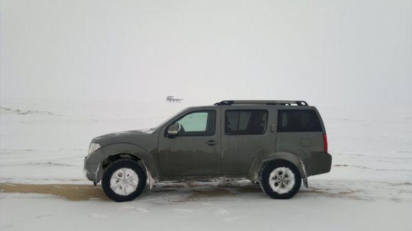Nissan Pathfinder 2009 - отзыв владельца