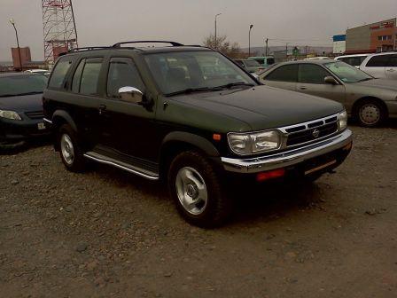 Nissan Pathfinder 1998 - отзыв владельца