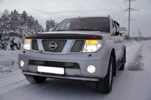 Nissan Pathfinder 2008 - отзыв владельца