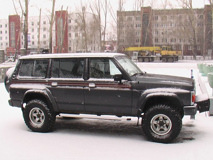 продажа дизеля тд42 на ниссан патрол в казахстане