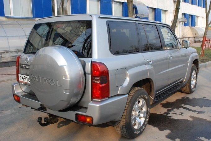 датчик скорости на акпп nissan safari 61