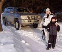 Nissan Patrol, 2005