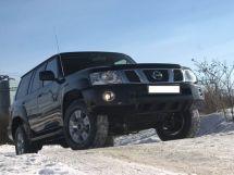 Nissan Patrol, 2007