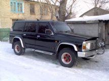 Nissan Patrol, 1996