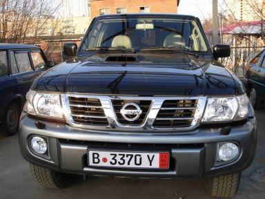 Nissan Patrol 2003 отзыв автора | Дата публикации 10.12.2006.