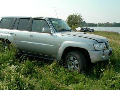 Nissan Patrol 2004 отзыв автора | Дата публикации 08.01.2007.