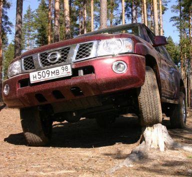 Nissan Patrol 2006 отзыв автора | Дата публикации 18.05.2007.