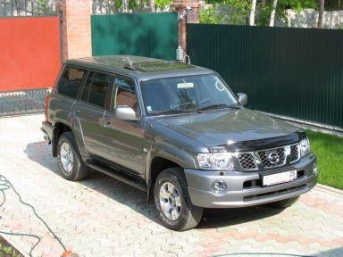 Nissan Patrol 2007 отзыв автора | Дата публикации 01.07.2007.