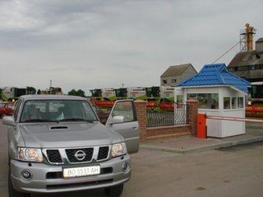 Nissan Patrol 2007 отзыв автора | Дата публикации 03.08.2007.