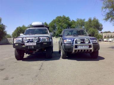 Nissan Patrol 1998 отзыв автора | Дата публикации 08.11.2007.