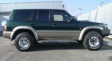Nissan Patrol 1998 отзыв автора | Дата публикации 02.12.2007.