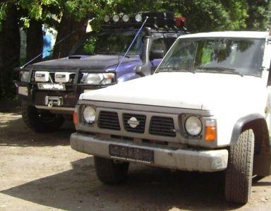 Nissan Patrol 1991 отзыв автора | Дата публикации 06.08.2009.