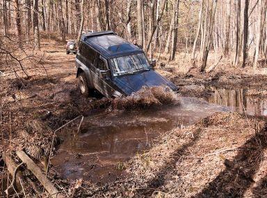 Nissan Patrol, 1992