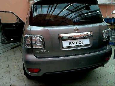 Nissan Patrol, 2010