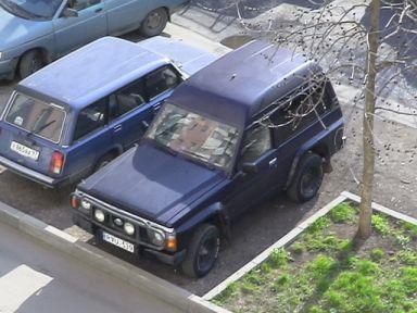 Nissan Patrol, 1989