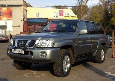 Nissan Patrol, 2006