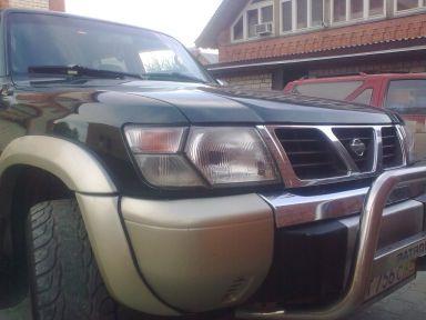 Nissan Patrol, 1998