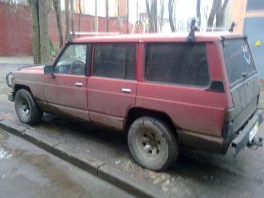 Nissan Patrol, 1982