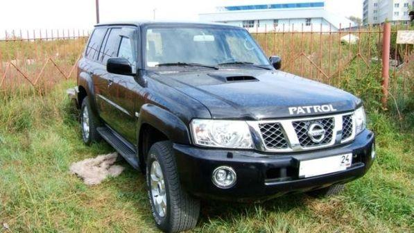 Nissan Patrol 2005 - отзыв владельца