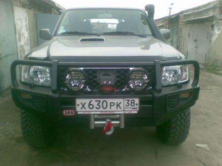 Nissan Patrol 2007 - отзыв владельца