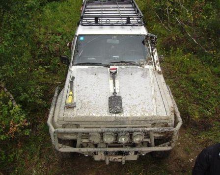 Nissan Patrol 1991 - отзыв владельца