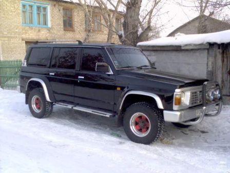Nissan Patrol 1996 - отзыв владельца