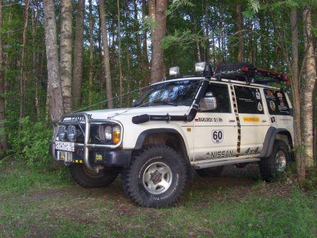 Nissan Patrol 1989 - отзыв владельца