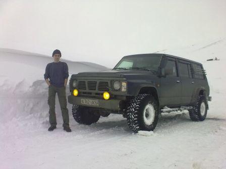 Nissan Patrol 1990 - отзыв владельца