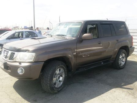 Nissan Patrol 2004 - отзыв владельца