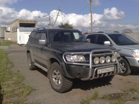 Nissan Patrol  - отзыв владельца