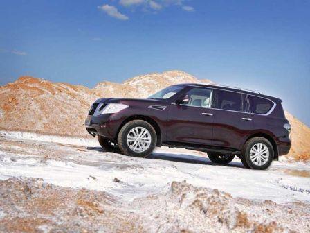 Nissan Patrol 2011 - отзыв владельца